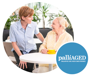 The palliAGED Nurse Practice Tip Sheets aim to support and improve care for older Australians and serve as a training resource.