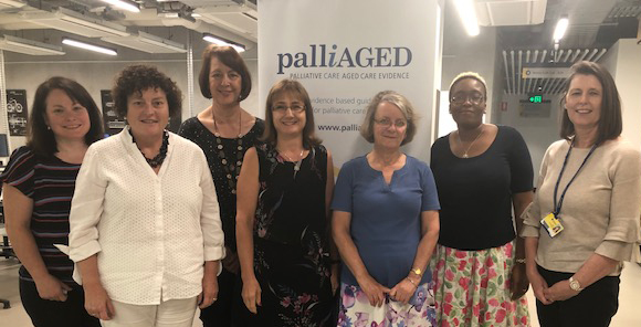 palliAGED Review Group
